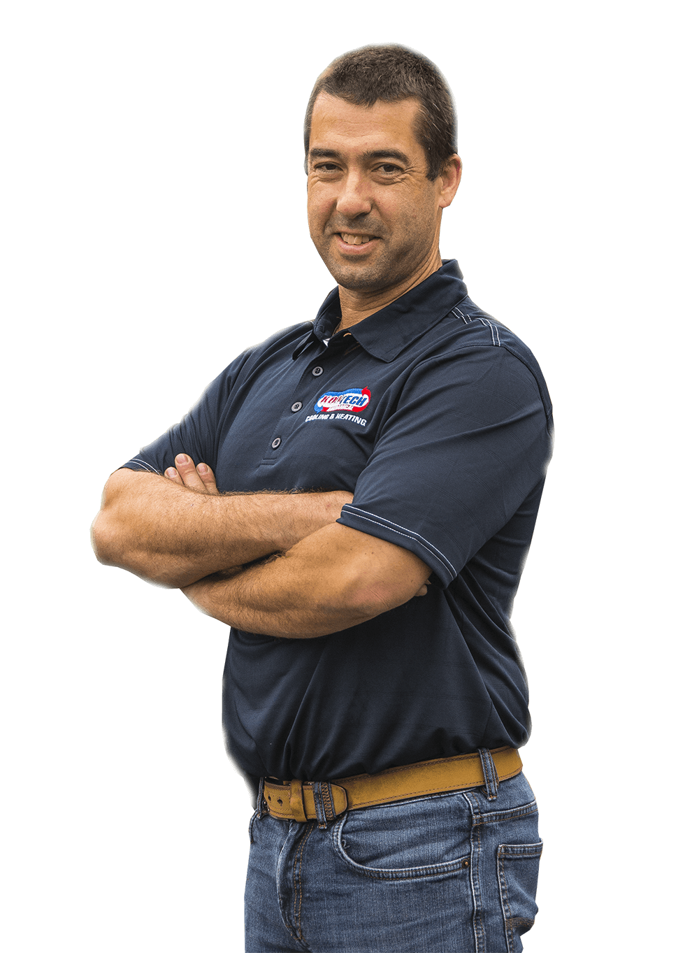 Marc Habel of Kooltech Mechanical, expert in Furnace, Air Conditioner and Air Quality Systems