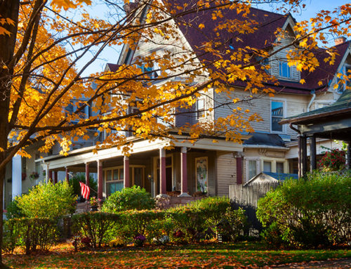 Prepare your home for fall   Energy Efficiency   Money Saving Tips